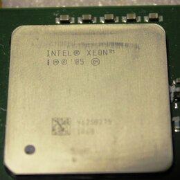 Процессоры (CPU) - Процессор #1 intel xeon, 0