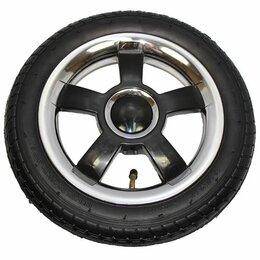 Обода и велосипедные колёса в сборе - Колесо надувное 12 (Mars/Nitro Размер 12 1/2х2 1/4), 0