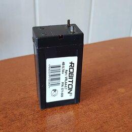 Аккумуляторные батареи - Аккумулятор ROBITON 4V 0,7Ah свинцово-кислотный, 0