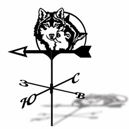 Флюгеры - Флюгер Волки, 0