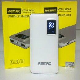 Зарядные устройства и адаптеры - Power Bank внешний аккумулятор Remax 16800 mAh, 0