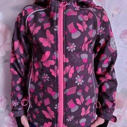 Куртки и пуховики - Куртка мембранная Р.110 на девочку, 0