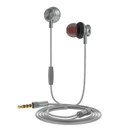 Наушники и Bluetooth-гарнитуры - Наушники Langsdom M430, черный, 0