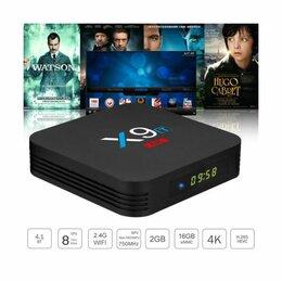 ТВ-приставки и медиаплееры - Восьмиядерный ТВ Бокс X9T новый, 0