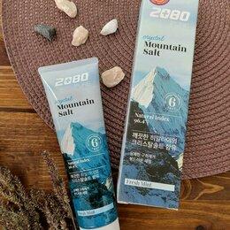 Зубная паста - Зубная паста с гималайской солью Aekyung 2080 Crystal Mountain Salt Корея, 0