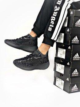 Кроссовки и кеды - Кроссовки Adidas Yeezy Boost 380 Black, 0