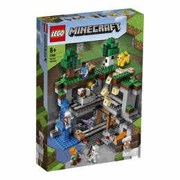 Конструкторы - Лего LEGO Minecraft 21169, 0