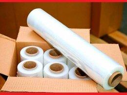 Упаковочные материалы - стрейч-пленка первичная ручная и машинная, 0