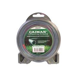 Леска и шнуры - Профессиональная леска Caiman Titanium Power 2,5 мм/15 м (CB269), 0