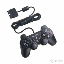 Рули, джойстики, геймпады - Джойстик на Sony PlayStation 2, 0