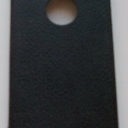 Чехлы - Бампер (клип-кейс) для iPhone SE черный. Б/у, 0