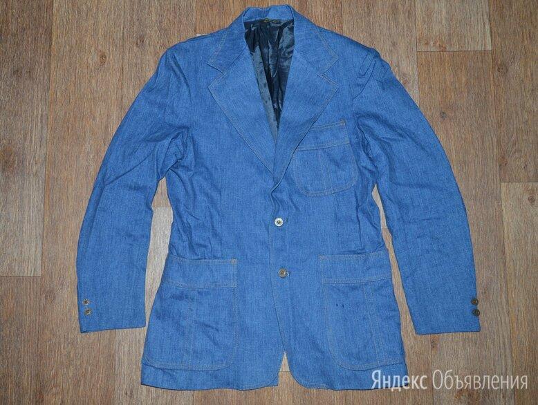 Пиджак джинсовый Levis Panatela, USA, из 70-х по цене 20000₽ - Пиджаки, фото 0