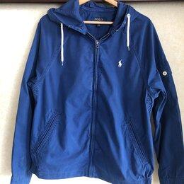 Куртки - Ветровка Polo Ralph Lauren M,L , 0