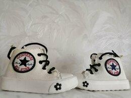 Кроссовки и кеды - Converse кеды детские высокие 25 Размер , 0