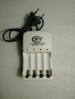 Зарядные устройства для стандартных аккумуляторов - Зарядное устройство АА/ААА аккумуляторов BTY N-606, 0