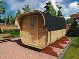 Архитектура, строительство и ремонт - Каркасная баня Квадро 5 метров, 0