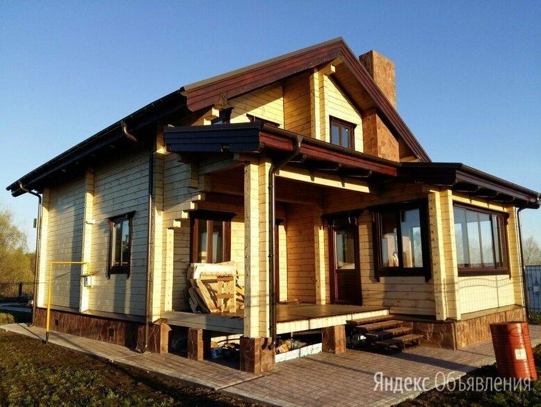 Строительство деревянных домов  по цене 190000₽ - Готовые строения, фото 0