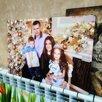 Печать на холсте 60х40см по цене 1200₽ - Картины, постеры, гобелены, панно, фото 1