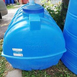 Баки - Емкость для воды горизонтальная ОГ 1500 Aquaplast , 0
