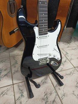 Электрогитары и бас-гитары - Электрогитара формы Stratocaster Fabio ST100, 0