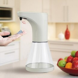 Мыльницы, стаканы и дозаторы - Сенсорный диспансер для мыла Touchless, 0