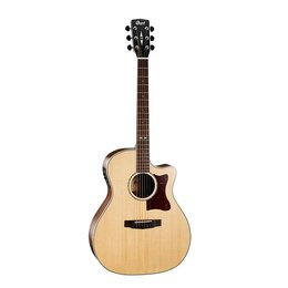 Акустические и классические гитары - Электроакустика Cort GA5F-MD-NAT Grand Regal…, 0