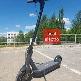 Самокаты - Электросамокат Ninebot MAX G30P., 0