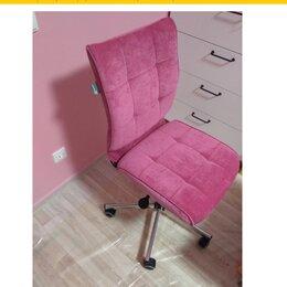 Компьютерные кресла - Компьютерное кресло СН-330 розовый, 0