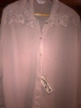 Блузки и кофточки - блузка плиссерованная крепдешин, 0