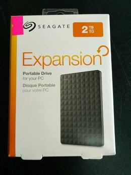 Внешние жесткие диски и SSD - Внешний диск 2 TB Seagate Expansion, 0