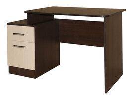 Компьютерные и письменные столы - Стол комбинированный Дебют-4, 0