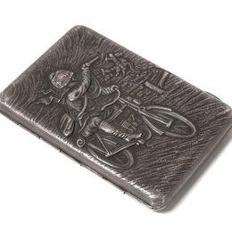 Другое - Серебряный портсигар. Россия, 1908-1917 гг., 0