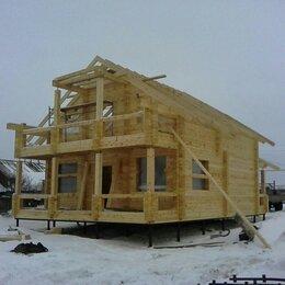 Архитектура, строительство и ремонт - Фундамент для дома на сваях, 0