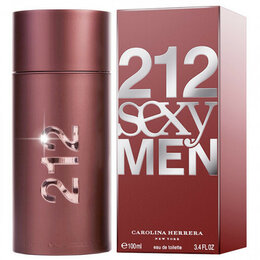 Парфюмерия - 212 SEXY MEN CAROLINA HERRERA 100 ML, 0