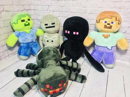 Мягкие игрушки - Мягкая игрушка Майнкрафт, 0