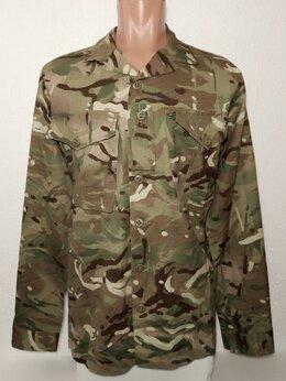 Военные вещи - Рубашка BARRACK SHIRT MTP армия Великобритании.…, 0