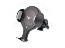 Держатели для мобильных устройств - Авто-держатель HOCO CA60 с беспроводной быстрой…, 0