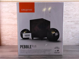 Компьютерная акустика - Компьютерная акустика Creative Pebble Plus, 0