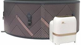 Аксессуары для плавания - Надувной джакузи MSPA Mono 173х65 см с жестким…, 0