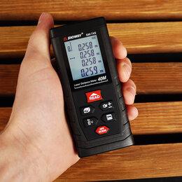 Измерительные инструменты и приборы - Лазерный дальномер Sndway высокой точности, 0