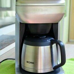 Кофеварки и кофемашины - Кофемашина Bork C600, 0