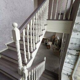 Лестницы и элементы лестниц - Лестница на второй этаж на заказ, 0