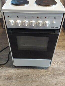 Плиты и варочные панели - Плита электрическая с духовкой, 0