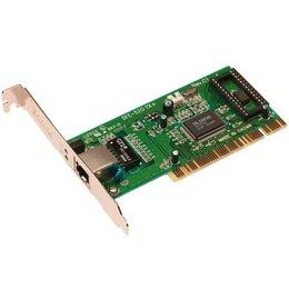 Оборудование Wi-Fi и Bluetooth - сетевая карта PCI Dlink DFE-530TX , 0
