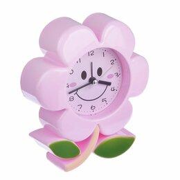 Часы настольные и каминные - Будильник электронный в виде цветка, пластик,…, 0
