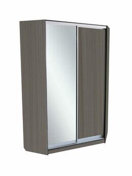 Шкафы, стенки, гарнитуры - Шкаф угловой Статус 2 (лдсп+зеркало), 0