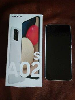 """Мобильные телефоны - Смартфон Samsung A 02 s - 32 ГБ, экран 6,5"""", 0"""