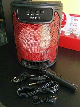 Портативная акустика - Bluetooth Speaker ZQS-6113 портативнаяакустика , 0