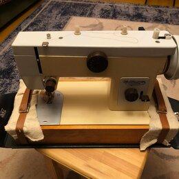 """Швейные машины - Швейная бытовая машинка """"Чайка 134"""" с электроприводом, 0"""