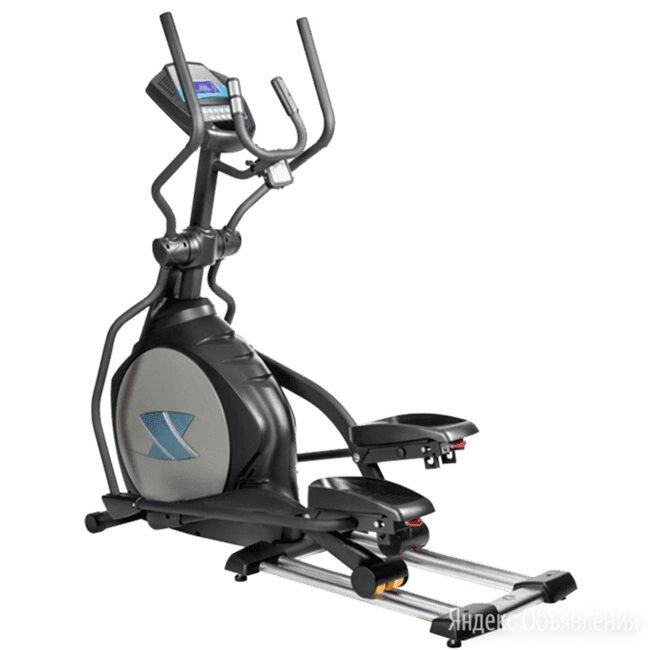 Эллиптический тренажер Spirit Fitness XE520S по цене 94990₽ - Эллиптические тренажеры, фото 0